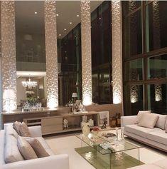 Mix for spell bronze e revestimento 3D no living.  Amei!  Inspiração via @homeluxo www.homeidea.com.br  Face: /homeidea  Pinterest: Home Idea #homeidea #arquitetura #ambiente #archdecor #archdesign #projeto #homestyle #home #homedecor #pontodecor #homedesign #photooftheday #interiordesign #interiores #picoftheday #decoration #revestimento  #decoracao #architecture #revestimento3D #inspiration #project #regram #home #casa #grupodecordigital