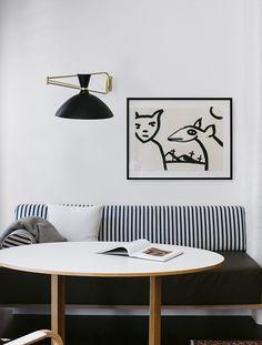 Les 896 meilleures images du tableau home interior sur pinterest - Interieur eclectique maison citiadine arent pyke ...
