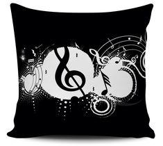 Almofada Sound Music
