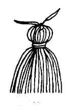 How to make a tassel and twisted cord How To Make Tassels, Tribal Fusion, Free Things, Pom Poms, Cords, Belts, Spring Summer, Costumes, Cat