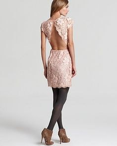 BCBGeneration Cutout Dress - Lace - Women's Trends - Fall Style Guide: It's On - LOOKBOOKS - Fashion Index - Bloomingdale's#fn=spp%3D20%26ppp%3D96%26sp%3D1%26rid%3D53