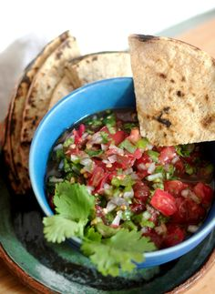 How To Make Pico de Gallo
