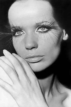 Make up #Verushka