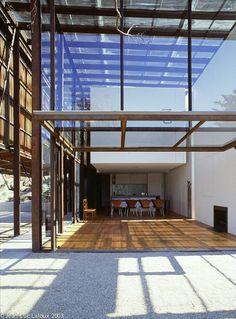Sean Godsell Peninsula house