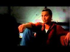 """Chocolat"" - Johnny Depp dances with Juliette Binoche to the song ""Caravan. Johnny Depp Chocolat, Juliette Binoche, Man In Love, Caravan, Maya, Handsome, Spirit, Songs, Film"