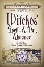 -Llewellyn's 2016 Witches' Spell-A-Day Almanac