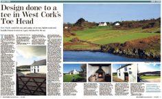 Toehead, West Cork  Irish Examiner West Cork, House Extensions, Irish, Past, Construction, Architecture, Design, Building, Arquitetura