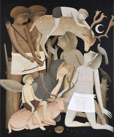 fikos - Αναζήτηση Google Byzantine, Art Images, Wall Murals, Contemporary Art, Street Art, Animation, Canvases, Greece, Pattern