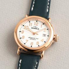 Fancy - Runwell 36mm Watch by Shinola