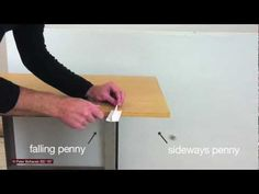 Physics Activity: Making a Free Fall Flicker - YouTube