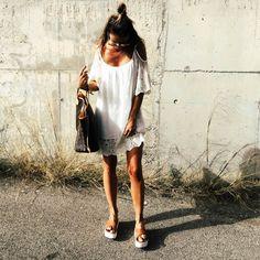 RÜGA FLASH SS16   DRESS ref.2514 #ruga #ss16 #flash #spring #summer #colours #streetstyle #woman #fashion #dress