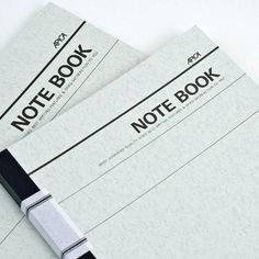 Apica Notebook A4 size Recycled - 297mm x 210mm from Bookbinders Online