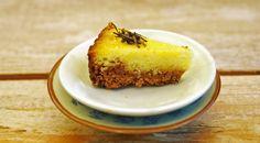 Crostata di amaretti al tè nero Darjeeling by Francesca Natali