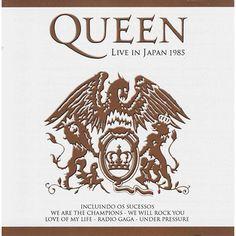 Queen foi uma banda de rock que já vendeu mais de trezentos milhões de cópias no mundo inteiro. Foi uma das mais populares bandas dos anos 70/80. Este CD trás a banda ao vivo na cidade de Tokio, Japão para o encerramento da turnê We Are The Champions no dia 11 de maio de 1985.…