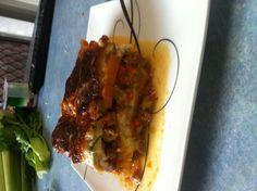 Lasagne - tomato and pasta free!