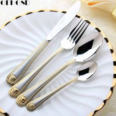 New Diy Kitchen Gifts Cooking Ideas Vintage Cutlery, Cutlery Set, Kitchen Gifts, Diy Kitchen, Kitchen Storage, Kitchen Dining, Kitchen Decor, Chafing Dishes, Knives