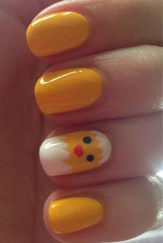 21 Fashionable Nail Art Design Ideas