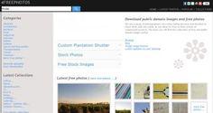 Miles de imágenes de dominio público y gratis para uso personal o comercial