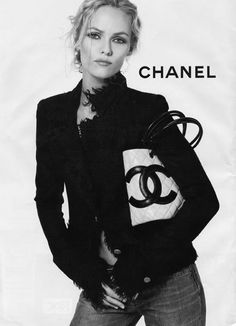 Chanel models | The Coco Chanel Legacy