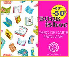 Femlora: Bookishor - Targul micilor cititori