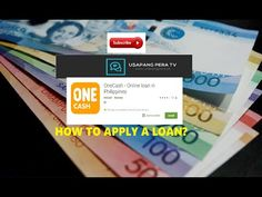 OneCash is a popular online loan application providing quick and convenient loan service in Philippines. Instant Cash Loans, Instant Payday Loans, Best Payday Loans, Payday Loans Online, Lending Company, Loan Company, Need Money Fast, How To Get Money, Loan Interest Rates