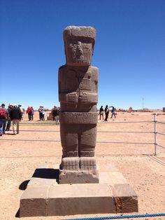 Tiwanako - Bolívia