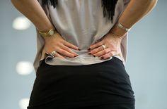 Ständig im Stehen arbeiten: Vier Übungen gegen Beschwerden #News #Fitness