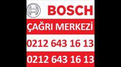 Bosch Servisi - 0212 643 16 13