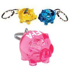 FFA Pig Key Chains -- National FFA Organization Online Store
