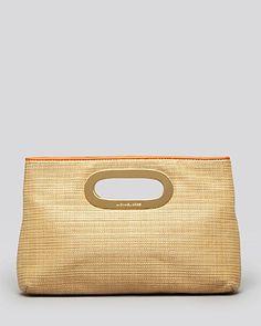 c4c25f0726 MICHAEL Michael Kors Clutch - Berkley Handbags - All Handbags -  Bloomingdale s