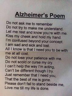 Alzheimer's Porm