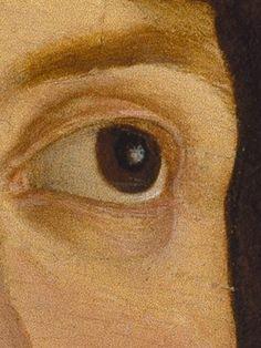 St Sebastien by Antonello da Messina (late C15th)