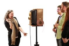 Fotio: A Photo Booth Without the Booth