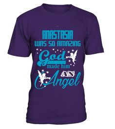 # ANASTASIA WAS SO AMAZING .  ANASTASIA WAS SO AMAZING  A GIFT FOR THE SPECIAL PERSON  It's a unique tshirt, with a special name!   HOW TO ORDER:  1. Select the style and color you want:  2. Click Reserve it now  3. Select size and quantity  4. Enter shipping and billing information  5. Done! Simple as that!  TIPS: Buy 2 or more to save shipping cost!   This is printable if you purchase only one piece. so dont worry, you will get yours.   Guaranteed safe and secure checkout via:  Paypal…