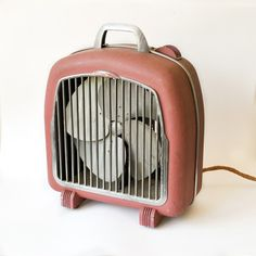 Little Pink Comfortair Fan-veronica gjerde. rock and roll vintage. powerfull way to connect with history. Baltimore. 1800s-glorious '90s.