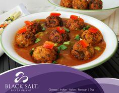 #ManchurianDry | Black Salt #Restaurant | Ahmedabad