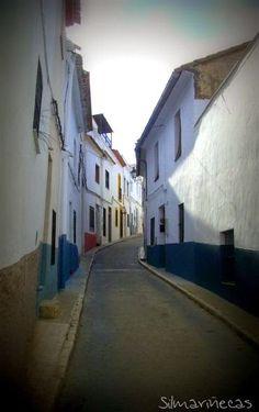 Paseo por Oliva (Valencia) durante las vacaciones de verano.