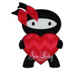 Valentine Love Ninja