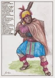 Guerrier inca: They had a great baseball team.