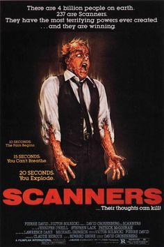 Resultado de imagen de cronenberg film posters