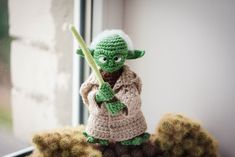 Master Yoda by feuorette