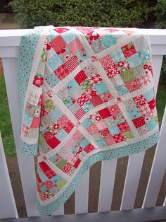 AUNTIE'S QUAINT QUILTS: Leap Year Schnibbles Top - Precious!