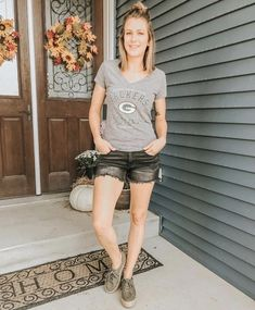 9db30ddc6c40 Green Bay packers style  greenbaypackers  shopthelook  ShopStyle   SpringStyle  SummerStyle  MyShopStyle