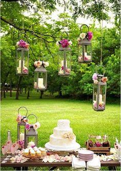 Bridal Shower Decor - Rachel Events