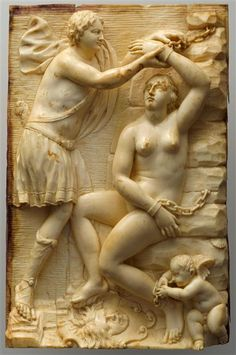 Perseo libera Andromeda