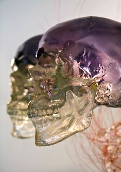 I want one of these amethyst skulls :)