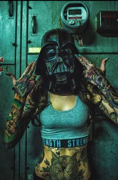 #vadertats #starwartats #sleeve_tattoo_designs
