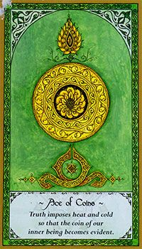 Ace of Coins (Pentacles)