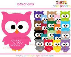 owls... aww cute