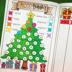 60 Monthly Mood Tracker Bullet Journal Ideas {Track your emotions each day!} 60 Monthly Mood Tracker Bullet Journal Ideas {Track your emotions each day! Bullet Journal Tracker, Bullet Journal School, Bullet Journal Christmas, December Bullet Journal, Bullet Journal Notebook, Bullet Journal Junkies, Bullet Journal Aesthetic, Bullet Journal Ideas Pages, Bullet Journal Layout